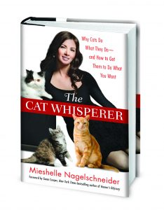 Cat Whisperer book by Mieshelle Nagelschneider