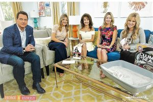 Cat Pooping outside the litter box interview Hallmark Channel