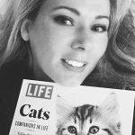Mieshelle Nagelschneider for Life Magazine Interview