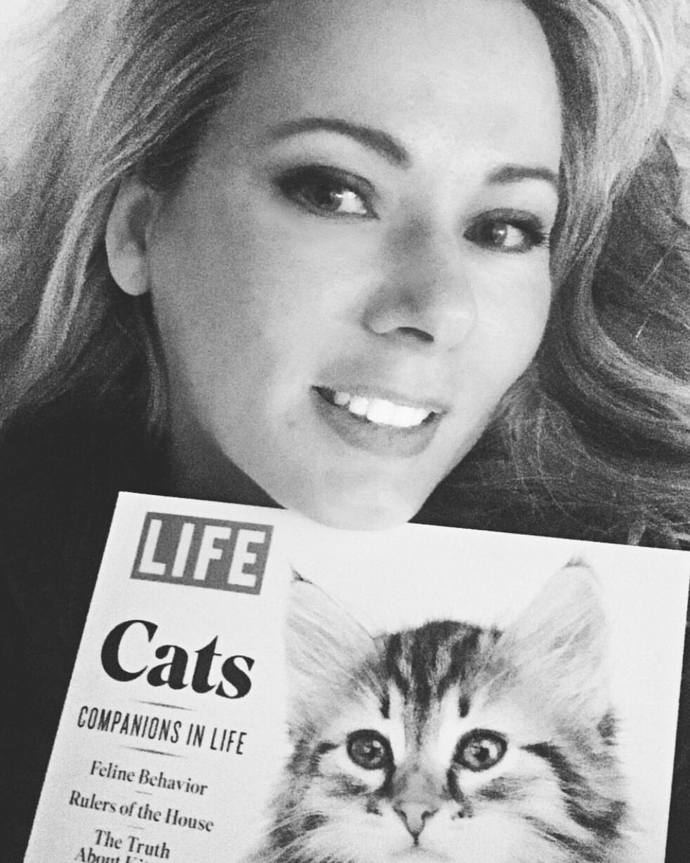 LIFE Magazine Interview with Oxford-trained Cat Behaviorist Mieshelle Nagelschneider on Cats and their Gene-encoded Behavior.