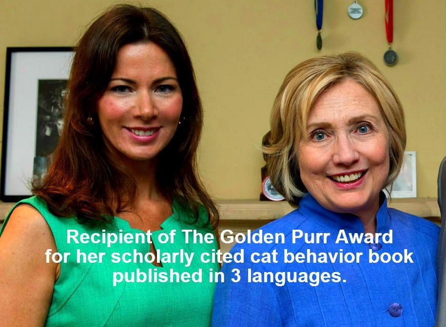 San Francisco Cat Behavior and Hillary Clinton