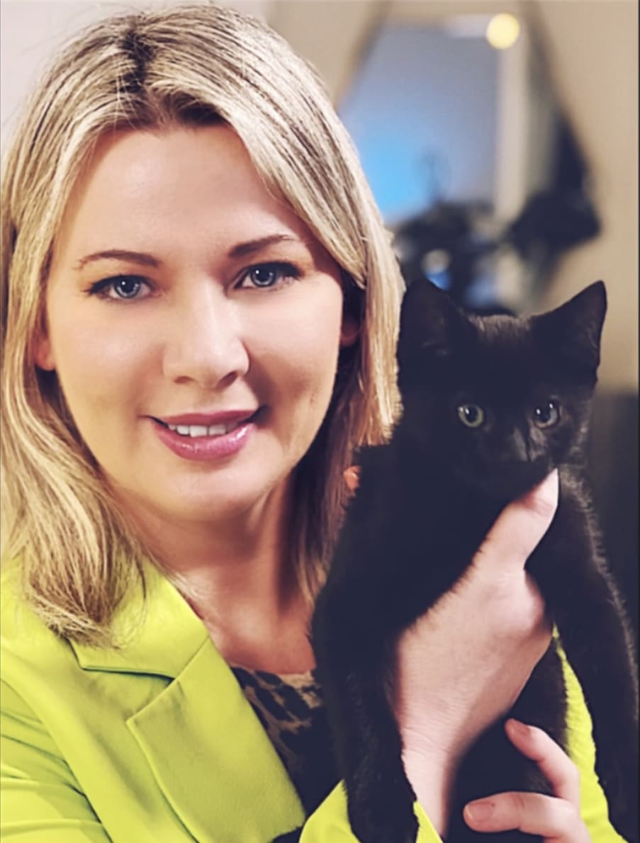 Cat Behaviorist Mieshelle Nagelschneider